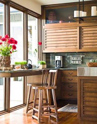 Benita loca blog for Zen style kitchen designs