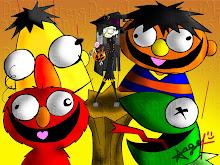 El ataque de los puppets!!