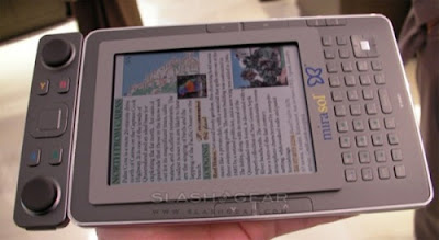 Qualcomm Mirasol e-reader