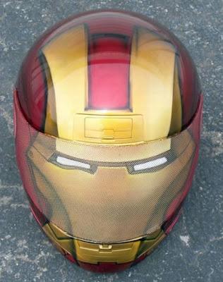 Iron Man Kaskı