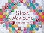 I blogged on Stash Manicure blog...!