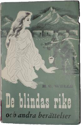 Omslagsbild: De blindas rike och andra berättelser