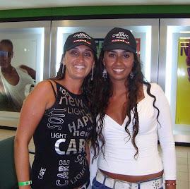 Karina & Doria Vargas