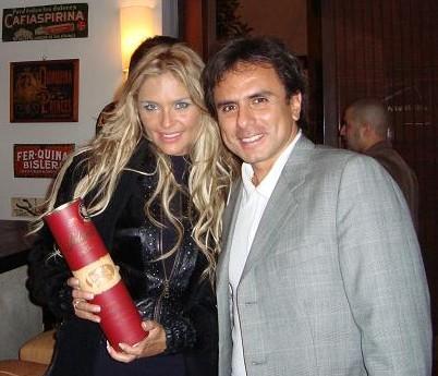 Maria Eugenia (Kenita) Larraín & Jorge Irribarren