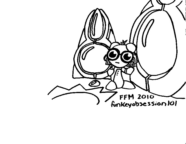 ub funkey coloring pages - photo#10