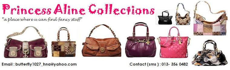 pRincEss ALiNe CollEctiONs