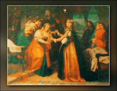 Bona Sforza regina di Polonia in viaggio verso Bari nel 1556