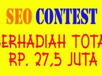 Kontes SEO Beritajitu.com Di undur
