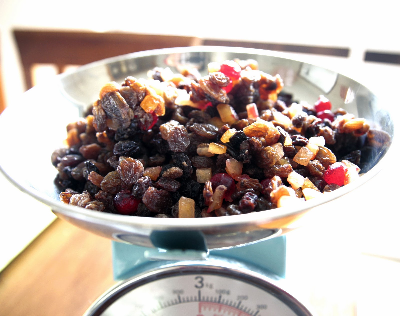 Recipe For Boil Fruit Cake By The Cup Measure