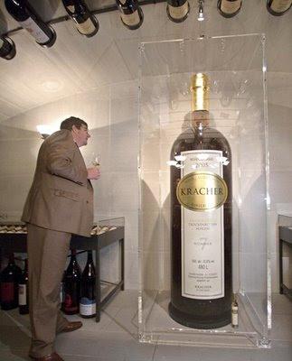 Biggest Wine Bottle