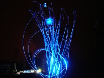Amazing Light Graffiti Pictures