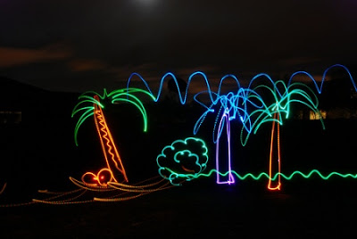 Amazing Light Graffiti Pictures