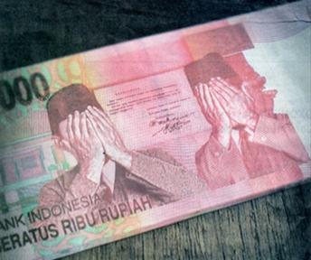 Jangan Takut Korupsi