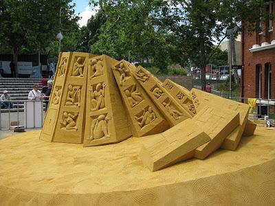 Domino - Sand Art Park