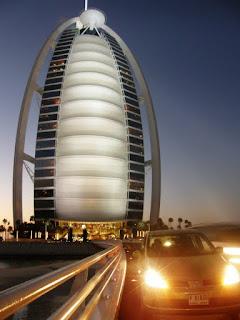 Hotel Burj al arab - Dubai