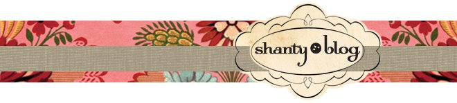 Shanty { the blog }