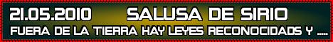 FUERA DE LA TIERRA HAY LEYES