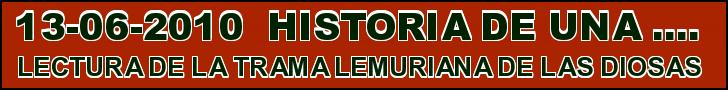 LECTURA DE LA TRAMA LEMURIANA
