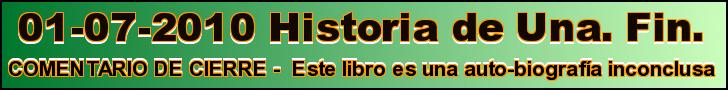 COMENTARIO DEL CIERRE
