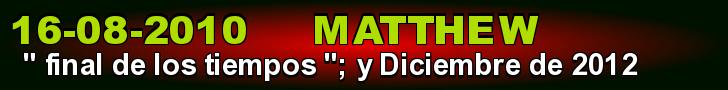 FIN DE LOS TIEMPOS