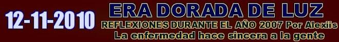 ERA DORADA DE LUZ