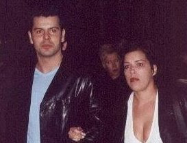 Jordan Knight and Evelyn Melendez http://blogbyaherzog.blogspot.com/2009/04/nkotbitches.html