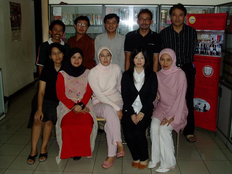 Staff Pengajar JLCC
