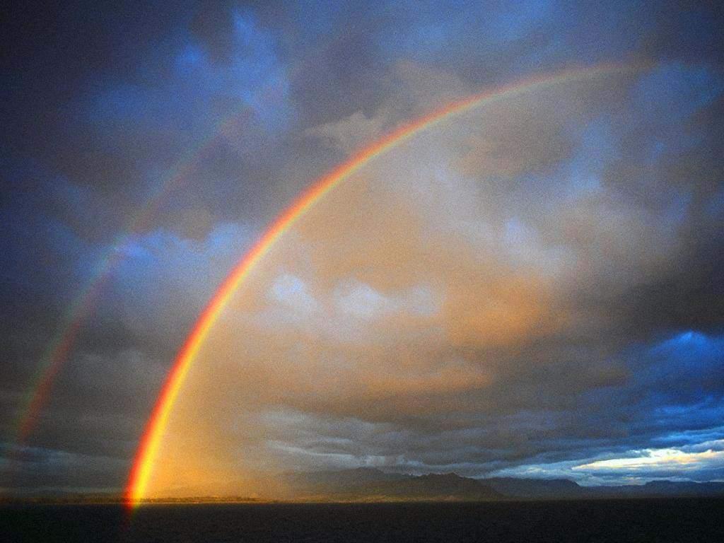 Ist das nicht ein Regenbogen
