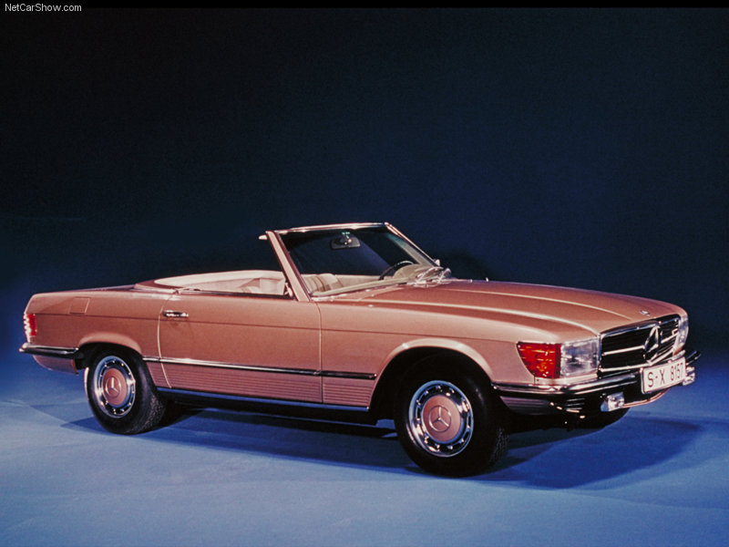 Mercedes r107 70 39 s and 80 39 s sl styleforum for Mercedes benz 80s