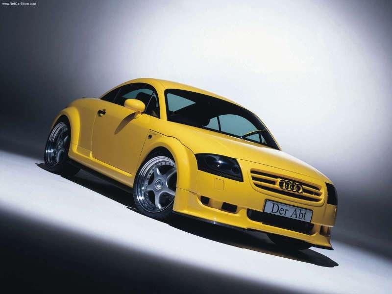 Audi TT-Limited Wide Body