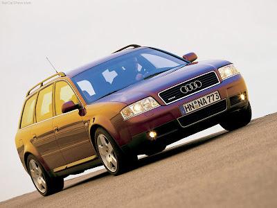 1998 Audi A6 Avant. 1998 Audi A6 Avant