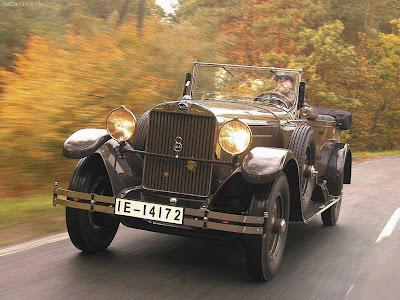 1929 Audi Imperator