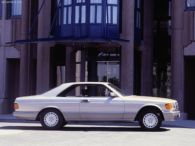 1981 Mercedes-Benz S-Class Coupe