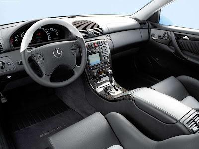 2000 Mercedes Benz E55 Amg. خلف المقود الــ CL 55 AMG.