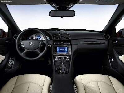Mercedes-Benz CLK320 CDI Cabriolet Avantgarde Mercedes-Benz CLK-Class W209
