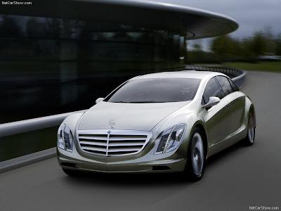 2007 Mercedes Benz F700 : Cars