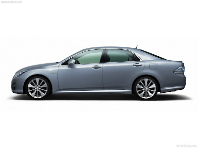 2007 Toyota Crown Hybrid Concept