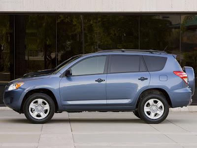 2009 Toyota Rav4 Eu Version. 2009 Toyota RAV4