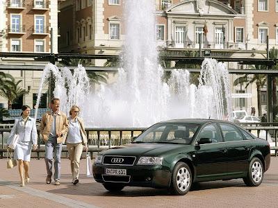 Audi A6 Sedan (1997-2004)