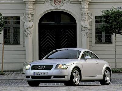 Audi Tt Coupe. 2001 Audi TT Coupe