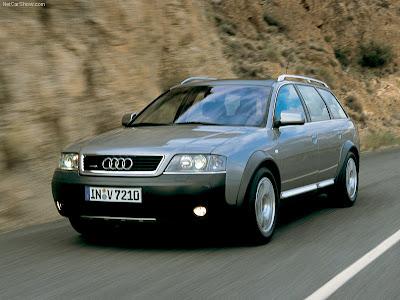 2004 Audi Allroad Quattro. 2001 Audi Allroad Quattro 2.7T