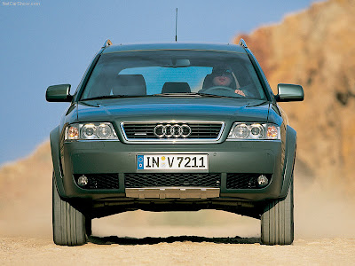 2005 Audi Allroad Quattro. 2005 Audi Allroad Quattro V6