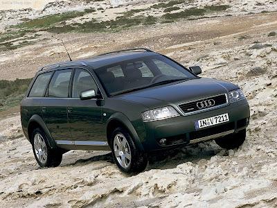 2002 Audi Allroad. 2000 Audi allroad quattro 2.7T