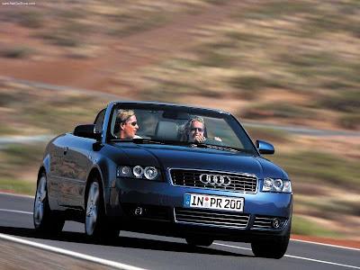 audi a4 wallpaper. 2002 Audi A4 Cabriolet 3.0