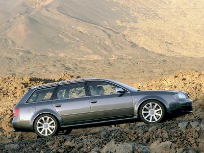 1999 Audi S6 Avant pictures