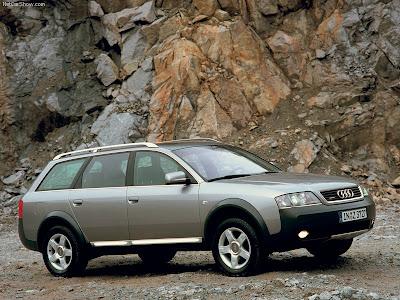 2002 Audi Allroad Quattro 4.2. Audi : Allroad Quattro 2002