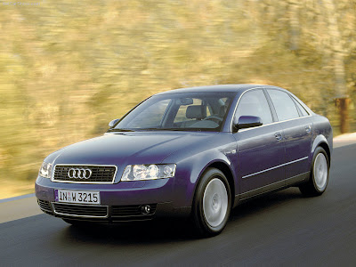 Audi A4 2003 Best Gallery