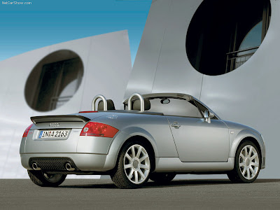 Audi Tt Roadster Wallpaper. 2002 Audi TT Coupe quattro