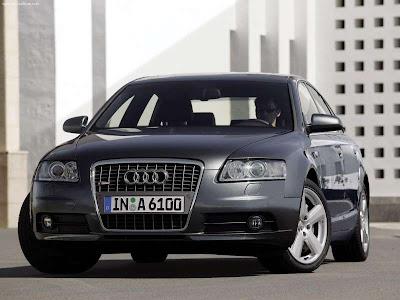 2005 Audi A6 4.2 quattro Sline
