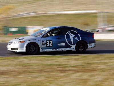 2004 Acura TL 25 Hours of Thunderhill